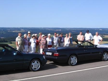 2012.08.19 Ausfahrt Cars & Coffee